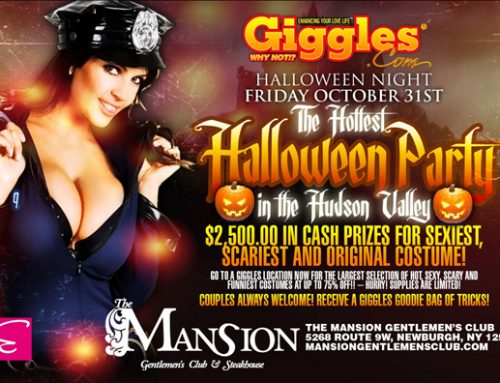 Giggles Halloween Party – Free Gifts & Cash Prizes!