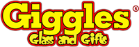 Giggles Glass and Gifts Logo